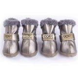 Mulyi-Farben Schnee-Hundehündchen-Welpen-Haustier-Schuhe, Hundezusatzgerät