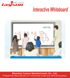 75、85の98インチのOPSのパソコンの組み込みの対話型のタッチ画面が付いている対話型のWhiteboard LCDの表示