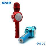 Microfone Handheld de Bluetooth do microfone sem fio do karaoke