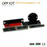 Посещаемость отслеживая бирку OPP9020 Ce OEM металла UHF управления RFID Gen2
