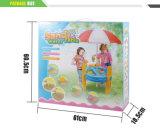 مضحكة رمز عبث لعبة بلاستيك جدي لعب مع مظلة