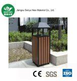 WPC haltbarer im Freien Mülleimer/Abfall-Sortierfach