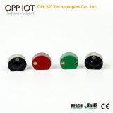 Grootte 10mm lang Gelezen Afstand RFID de UHFMarkering van het Metaal