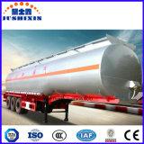 ガソリン輸送のための2/3/4台の車軸オイルまたは燃料のタンク車のトレーラー