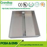 Листовой металл и лазерная резка услуги металлической детали из нержавеющей стали