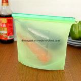 Insieme di cottura versatile chiuso ermeticamente dell'utensile di cottura della cucina del sacchetto del contenitore di memoria dell'alimento della guarnizione del silicone di alimento del sacchetto riutilizzabile di conservazione di Esg10244