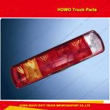Lâmpada de cauda traseira da luz da combinação para o sino caminhão (Wg9719810002)
