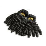 Волосы девственницы бразильского Weave волос Remy объемной волны Unprocessed