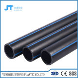Tubo negro de alta densidad 100m m del HDPE del tubo del polietileno