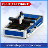 Набор автомата для резки лазера волокна CNC Китая для алюминиевого сбывания автомата для резки лазера