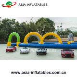 Zorb inflable al aire libre Pista de Carreras para el Parque de Atracciones
