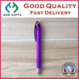 회사 로고를 가진 대중적인 승진 펜