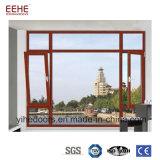 De Openslaand ramen van de Vensters van het Aluminium van de Fabriek van China