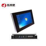 PC toda junta embutida industrial de la pantalla rugosa del panel PC/Touch 17 pulgadas