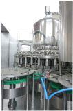 Macchinario di plastica automatico dell'etichettatore della capsulatrice del riempitore dell'acqua di bottiglia