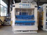 Machine concrète hydraulique automatique de fabrication de bloc de brique de cendres volantes de la colle