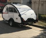 Remorque campante de véhicule de remorque de la course 2017 extérieure