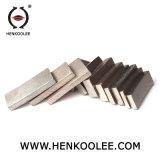 Hot-Pressed Segmento de diamante para corte de granito