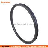 Обод Clincher Китай производитель углерода 27.5er Hookless MTB обода колеса в полном объеме выбросов Rim