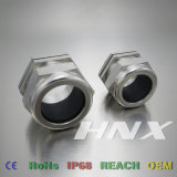 De Klier NPT3/8 van de Kabel van het Metaal van het Roestvrij staal van het Messing van Hnx IP68