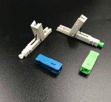 Conector Rápido de fibra óptica de fibras e Telecommunicaiton LAN