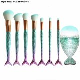 Fabricante Fashiontop Mermaid Makeup Ajuste da Escova