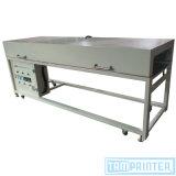 5m Conveyorbelt industriale Metà di-Fluttuano il forno infrarosso per i filati del tessuto