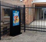 10points Pcap Floorstanding esterno Digital che fa pubblicità alla visualizzazione