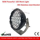 Superpotencia de protección IP68 7pulg. Alquiler de luz LED de trabajo de la armadura camioneta SUV (GT1015-128W)