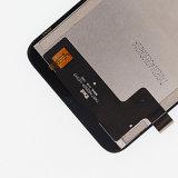 para el negro de Orignal de la asamblea del digitizador de la pantalla táctil de la visualización del LCD del deseo 210 de HTC