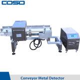 Máquina industrial plástica del detector de metales de Coso para el conector