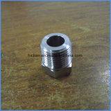 Pezzo meccanico di CNC dell'ottone di rame