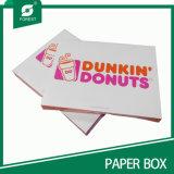 Le paquet 12 Pack/6/choisissent la vente en gros de empaquetage de boîte à beignet de paquet