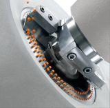 La extrusora doble tornillo cónico para máquina de bolitas de PVC