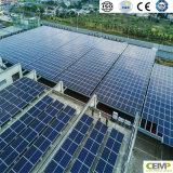 Le soluzioni pratiche e commerciali di potere hanno applicato il modulo solare monocristallino 275W