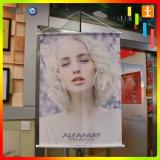 カスタムビニールのハングポスター、ファブリックハングポスター(TJ-012)