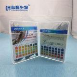 Documento de prueba de pH para la prueba de agua potable, la saliva, orina lh3101