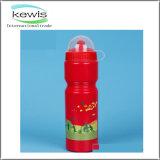 750 мл синий цвет Америки QS сертификации пластиковую бутылку воды