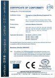 ISO, Cer-Bescheinigungs-industrielles vollautomatisches waschendes Gerät, Waschmaschine für Hotel, Krankenhaus und Laundary