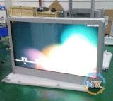El soporte de suelo impermeable legible con luz solar al aire libre LCD TFT IP65 de la pantalla del monitor (MW-551OE)