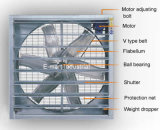 Fabriqué en Chine Electric Industrial Ventilation Ventilateur centrifuge