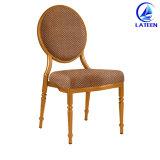 Venda de metal moderno imitado cadeira de madeira de Foshan