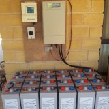 De Batterijen 12V 1200ah van Sel van Leoch