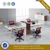Estação de trabalho moderna da tabela do escritório da fábrica (HX-TN164)