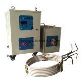 ビードワイヤー熱処理の誘導加熱装置