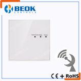Energiesparender drahtloser Gas-Dampfkessel-Thermostat-Raumtemperatur-Controller
