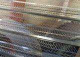 Diamond расширенной проволочной сетки из листового металла