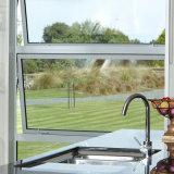 Profil en aluminium Windows en verre se pliant d'extrusion