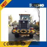 XCMG 3 van de MiniTon Lader Lw300kn van het Wiel