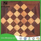 Le matériau en stratifié de maison de carrelage en bois avec AC3 imperméabilisent le marbre